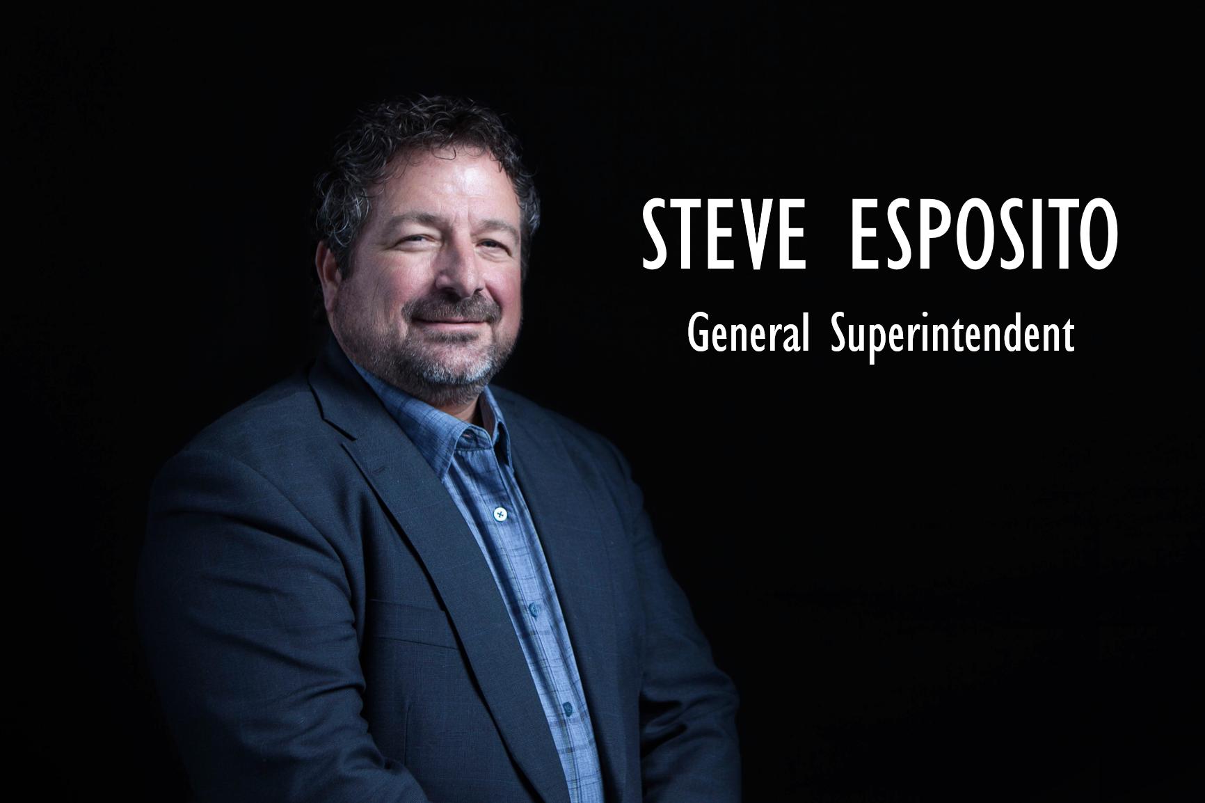 Steve Esposito