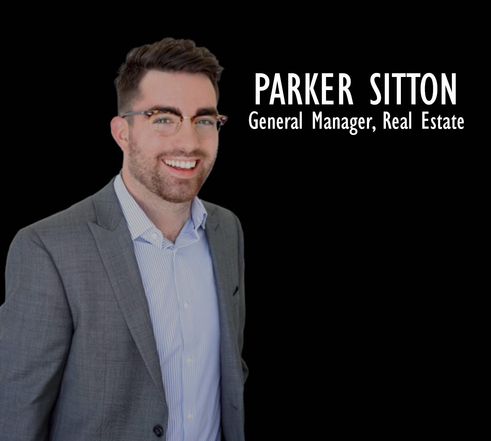Parker Sitton